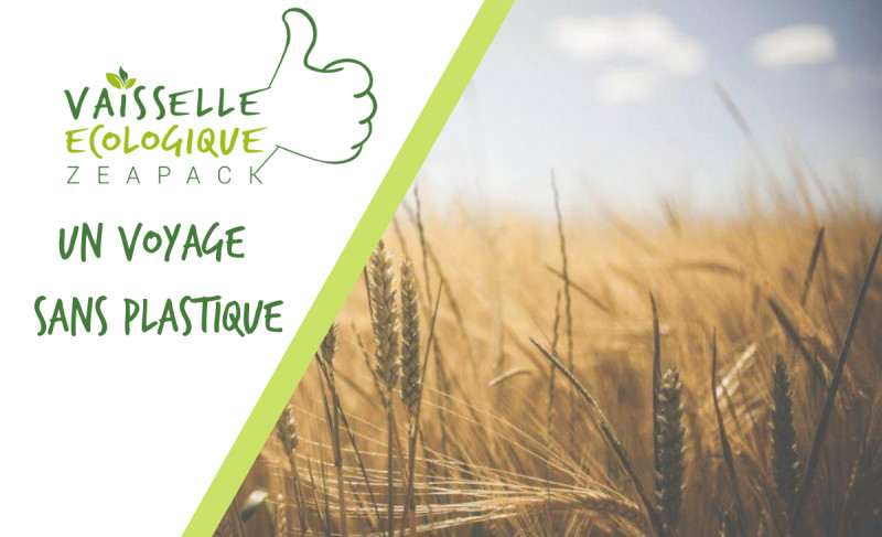 appel à projets A plastic-free journey with Zeapack