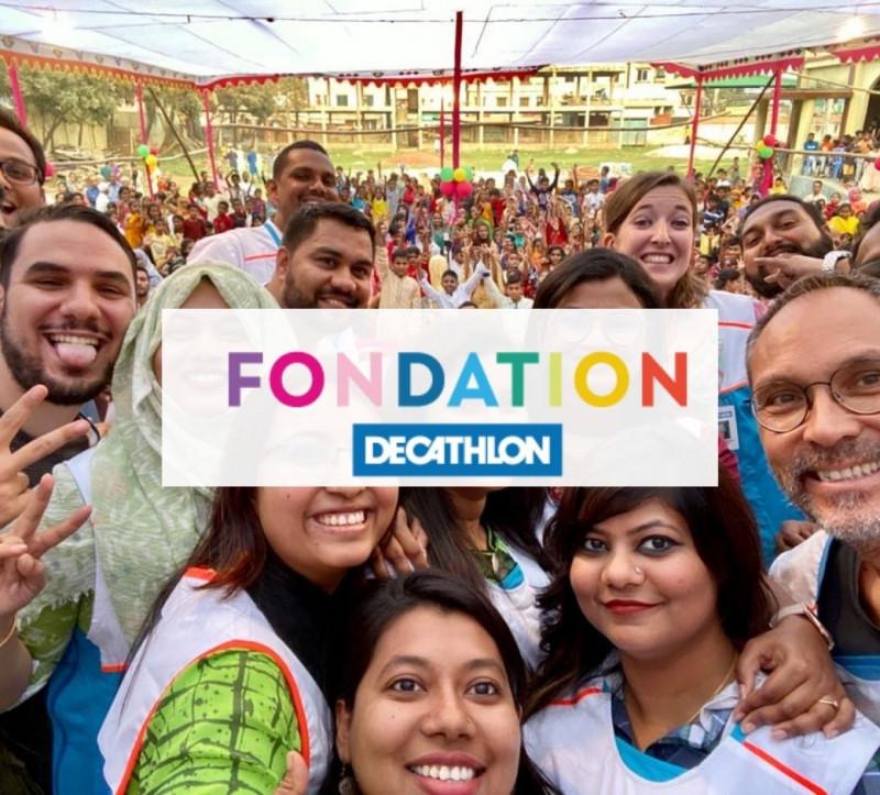 concours Challenge de la Fondation Décathlon