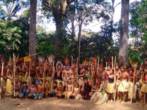 VOYAGE SOLIDAIRE EN AMAZONIE BRÉSILIENNE