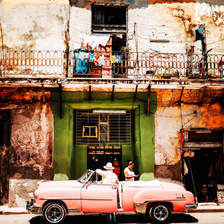 UN SOURIRE PARA LOS CUBANOS
