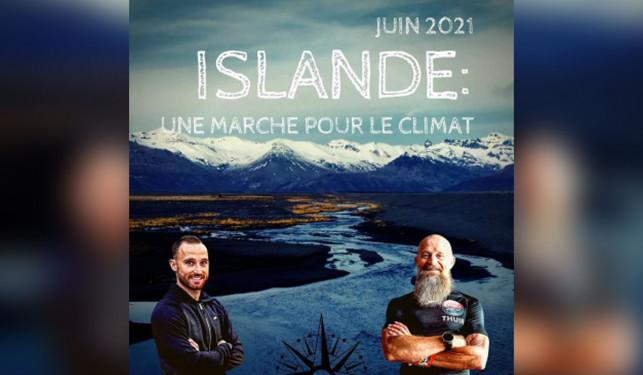 ISLANDE: UNE MARCHE POUR LE CLIMAT