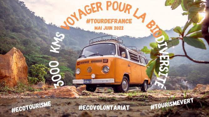 3000 kms : voyager pour la biodiversité
